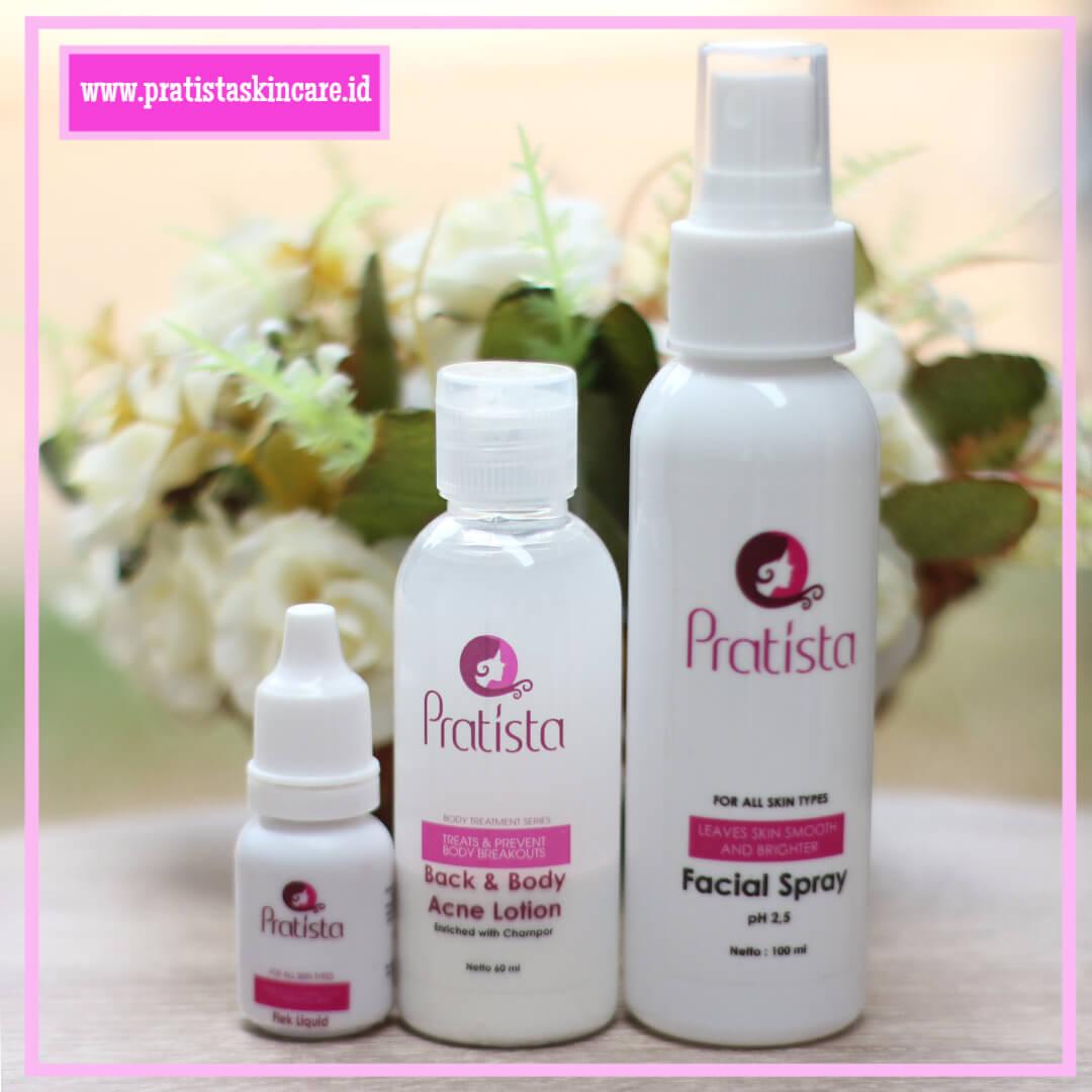 Pratista Skin Care • Ribuan Konsumen Telah Membuktikan
