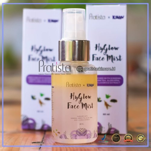 hyglow face most pratista x kinan 60 ml